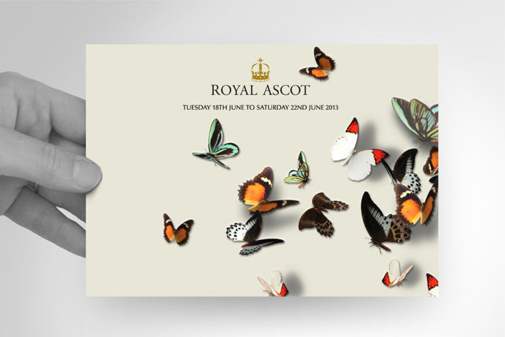 Royal Ascot Concepts - Ticket Wallet