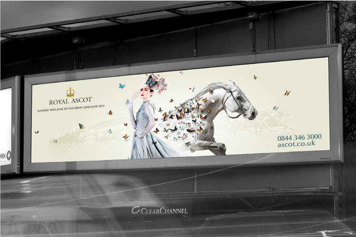 Royal Ascot Concepts - Billboard