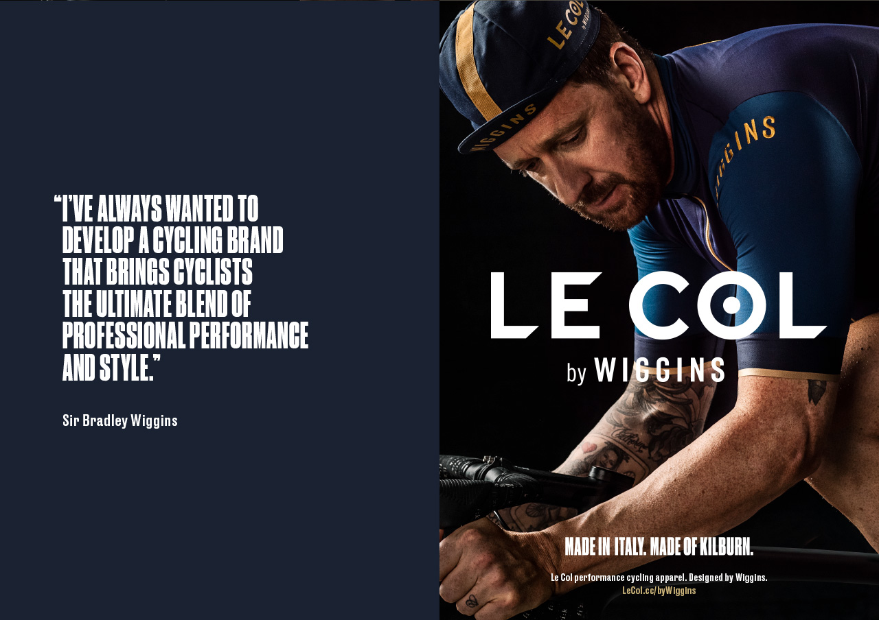 Le Col by Wiggins